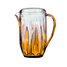 Iris Carafe Pitcher - Yellow