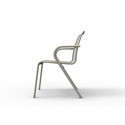 Vendo Stacking Chair - Elephant Skin