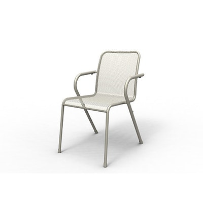 Vendo Stacking Chair - Elephant Skin - Image 1