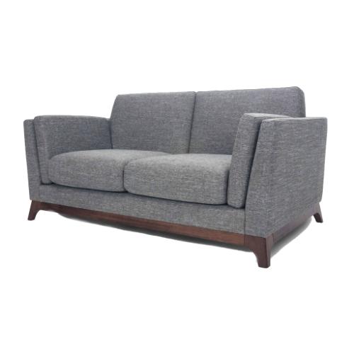 Elijah 2 Seater Sofa   Cocoa, Pebble   Image 2 ... Part 34