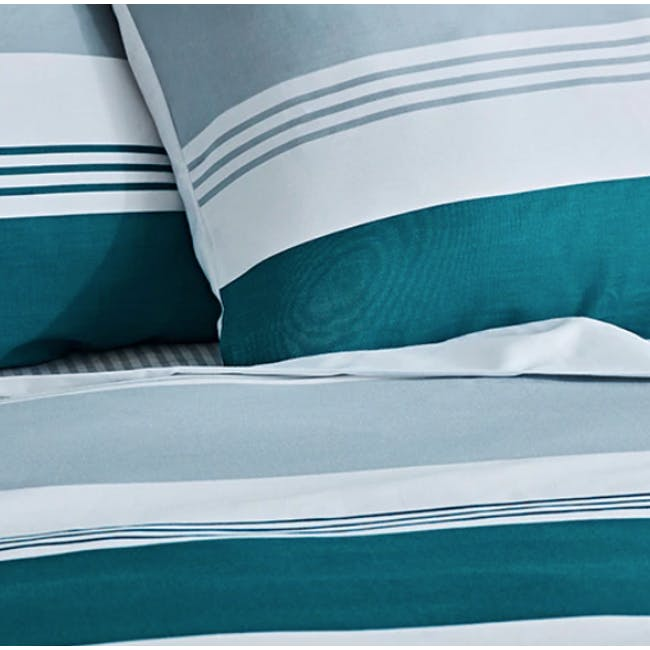 Canningvale Modella Luxury Quilt Cover Set - Torre (2 Sizes) - 1