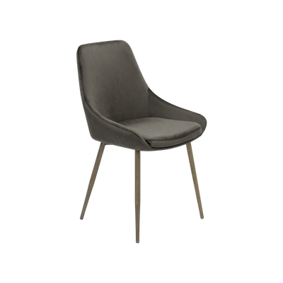 Diana Side Chair (Velvet) - Image 2