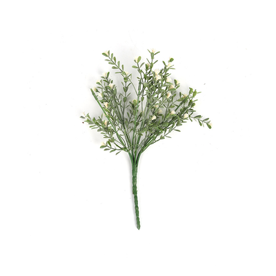 Faux Babysbreath Stem - White - Image 2