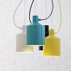 FOCUS Pendant Lamp - White