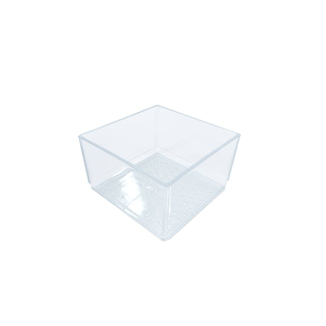 Hallie Clear Organiser - Small - 1