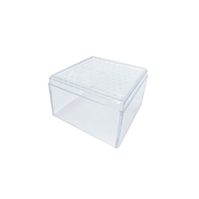 Hallie Clear Organiser - Small - 2