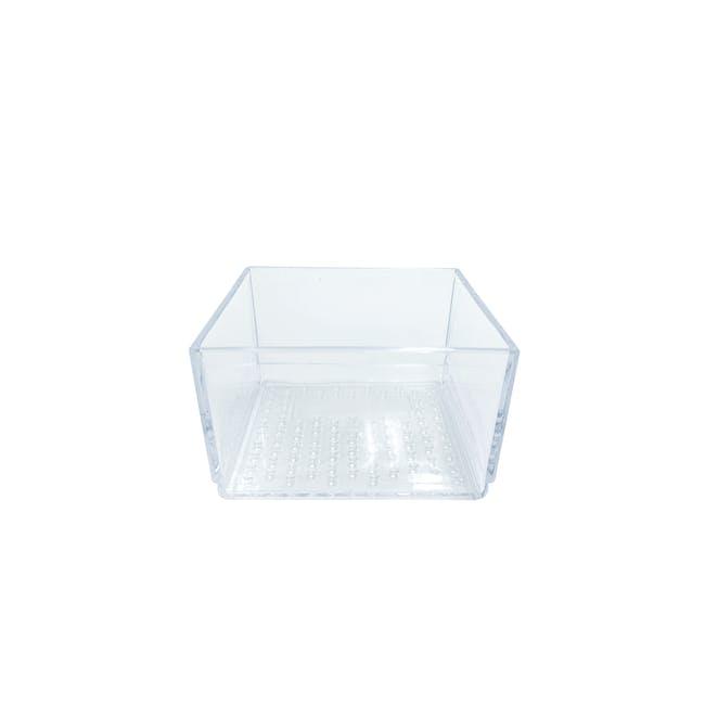 Hallie Clear Organiser - Small - 0