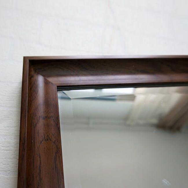 Scarlett Full-Length Mirror 70 x 170 cm - Walnut - 4