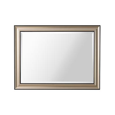 Bonita Half-Length Mirror - Champagne Gold