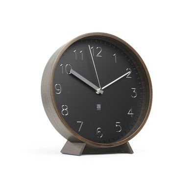 Rimwood Clock - Walnut - Image 2