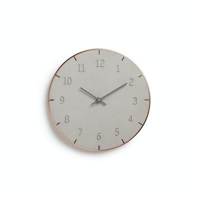 Piatto Wall Clock - Concreto - Image 2