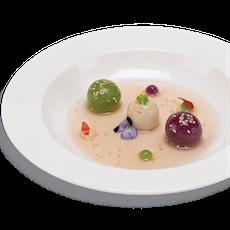 Jasmine Soup Plate