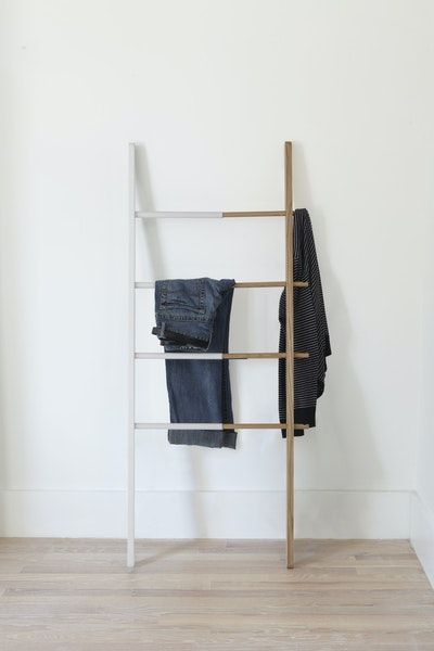 Hub Ladder - White, Natural - Image 2