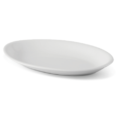 Daisy Oval Plate - Image 1