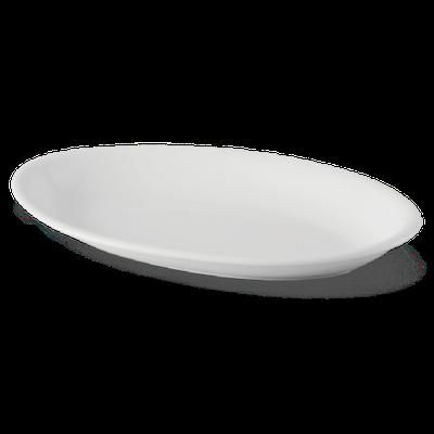 Daisy Oval Plate
