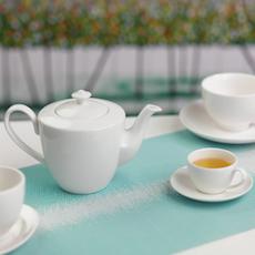 Daisy Tea Pot + Lid