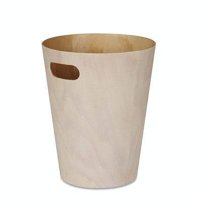 Woodrow Can - White/Natural - Image 1