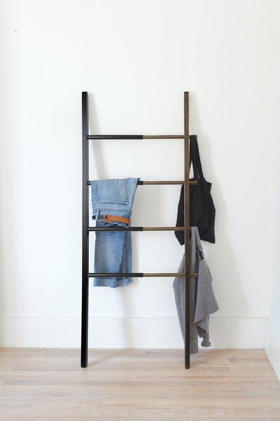 Hub Ladder - Black, Walnut - Image 2
