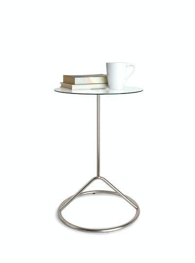 Arlo Side Table - Nickel