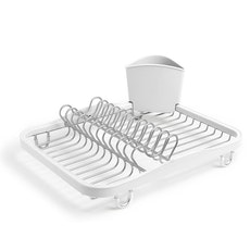Sinkin Dish Rack - White