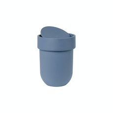 Touch Can with Lid - Mist Blue