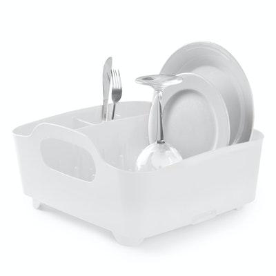 Tub Dish Rack - White