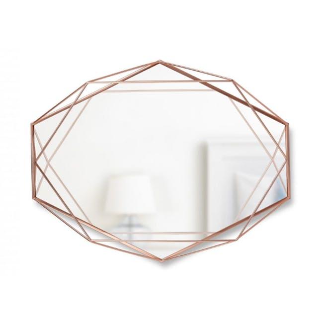 Prisma Mirror/Tray 57 x 43 cm - Copper - 0