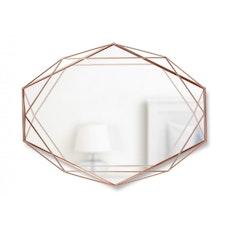 Prisma Mirror - Copper