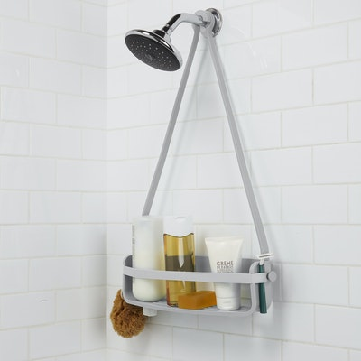 Flex Single Shower Caddy - Grey - Image 2