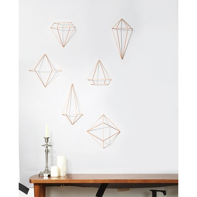 Prisma Wall Decor - Copper