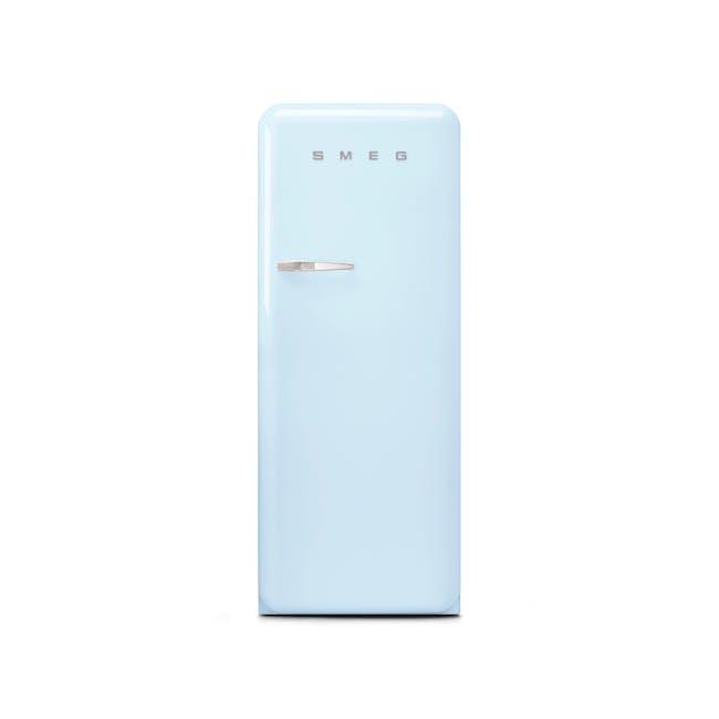 Smeg FAB28 Single-Door Refrigerator - Pastel Blue - 0