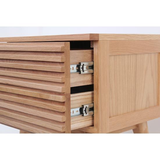 Namu Wood Furniture - Louvre Side Table