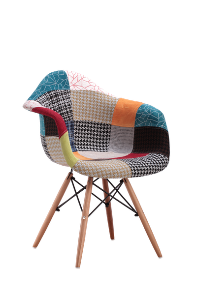 DAW Chair - Patchwork - Image 2