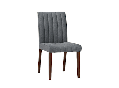Amos Dining Chair - Cocoa, Coral - Image 1