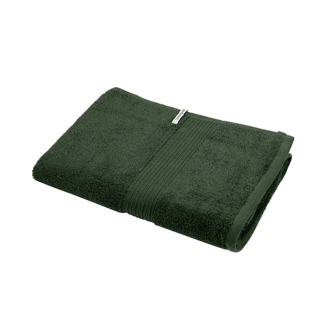 Canningvale Egyptian Royale Bath Towel - Verdura Green - 0