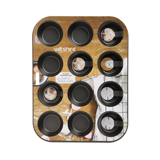 Wiltshire Easybake Muffin Pan (2 Sizes) - 2