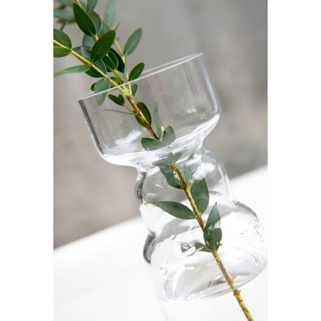 Cinth  Vase - Clear - 2