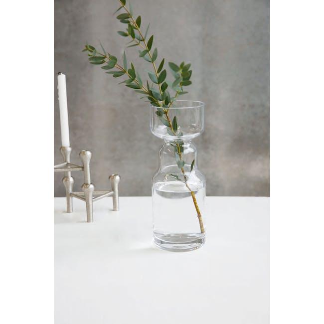 Cinth  Vase - Clear - 1