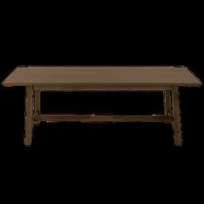 Haynes Dining Table 2.2m - Walnut - Image 2