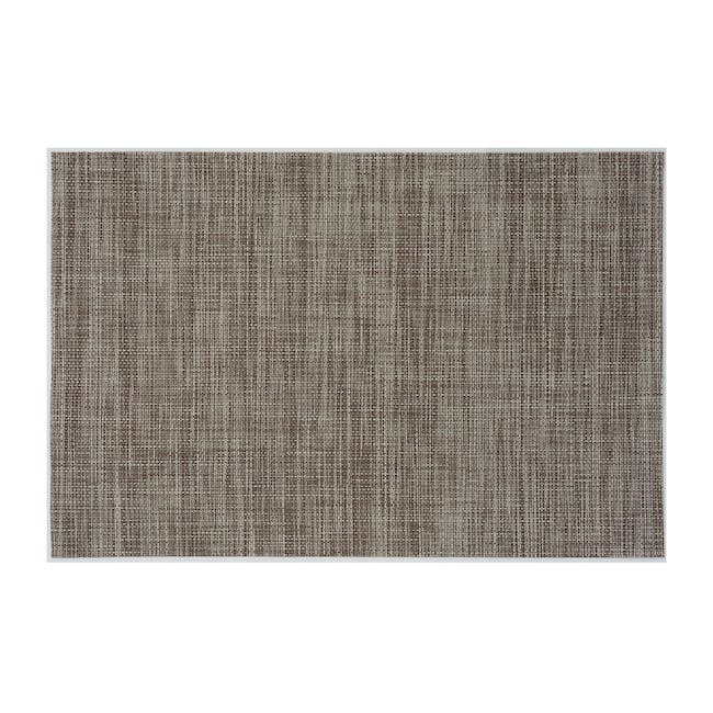 TREESKIN Placemat - Charcoal - 0