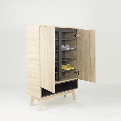 Parker Shoe Cabinet - Image 2