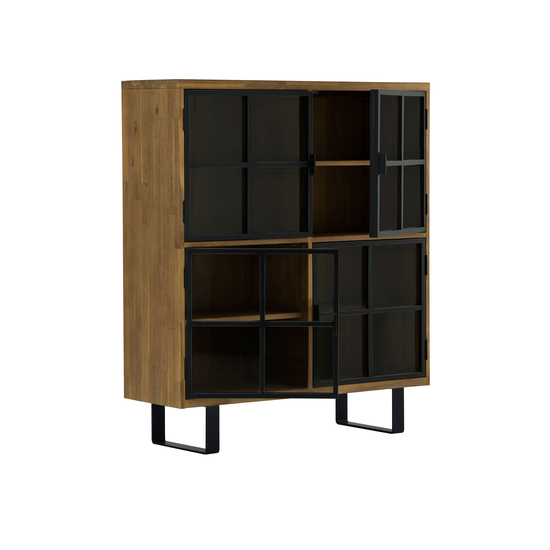 FYND - Dakota Tall Sideboard 1.2m