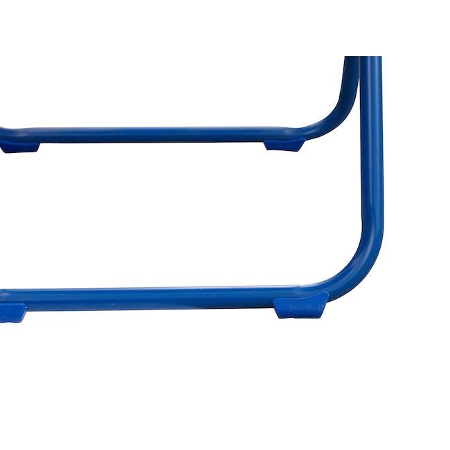 Nixon Folding Chair - Blue - 6