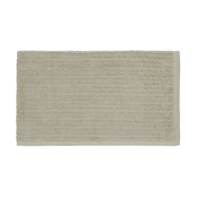 EVERYDAY Hand Towel - Taupe (Set of 2) - 1