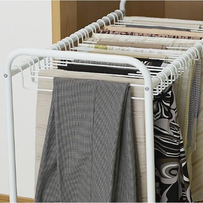 HEIAN Pants Hanger - 24 pairs - 2