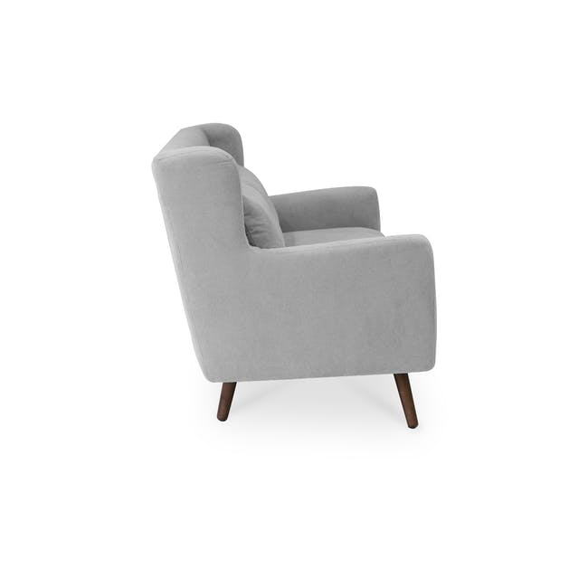Luke 3 Seater Sofa - Gray Owl - 2