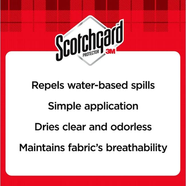 ScotchGard Fabric Water Shield Protector - 4