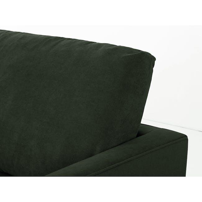 Ashley 3 Seater Lounge Sofa - Olive - 7