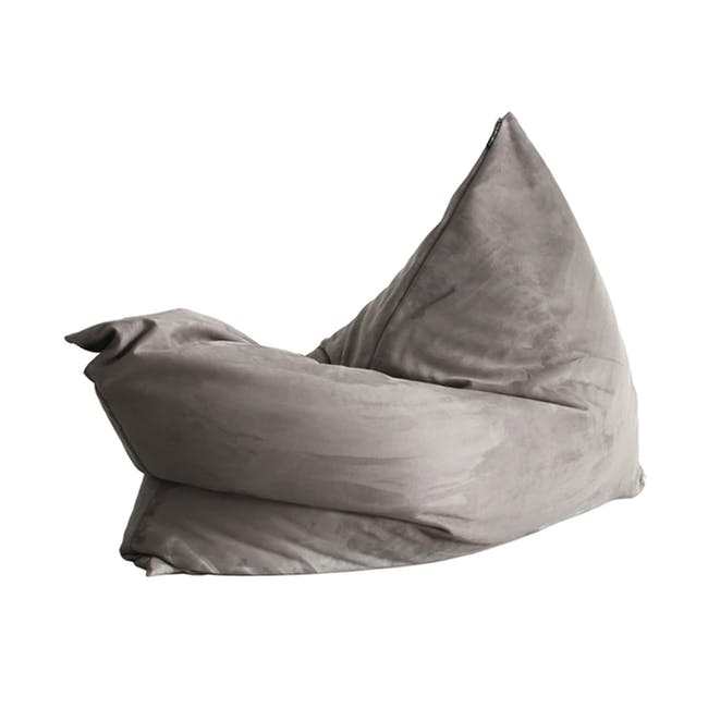 Vesuvius Bean Bag - Asteroid Grey (2 sizes) - 0