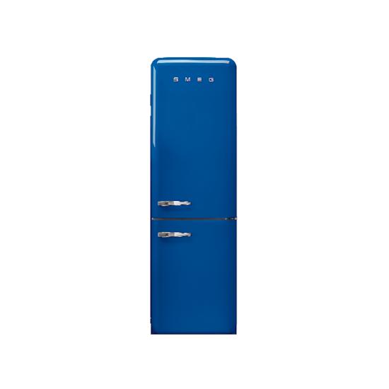 SMEG - Smeg FAB32 2-Door Refrigerator 323L - Blue